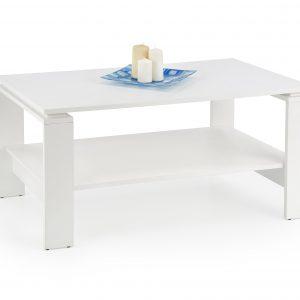 Masa de cafea din MDF Andrea White, L110xl60xh52 cm