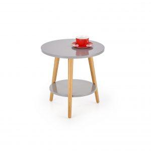 Masa de cafea Sago II Grey, O45xh45 cm