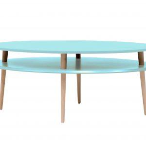 Masa de cafea Ovo Light Turquoise, L110xl70xh45 cm