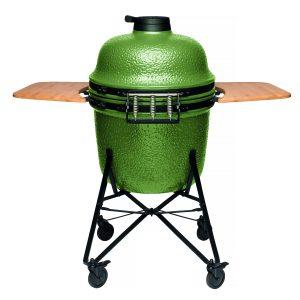 Grill BBQ Ceramic, Green, 50 cm, Studio Line