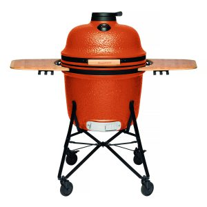 Grill BBQ Ceramic, Orange, 50 cm, Studio Line