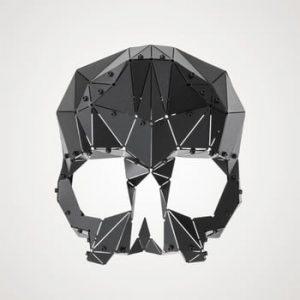 Decorațiune din metal pentru interior / exterior Geo Kallo