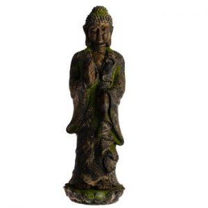 Decorațiune pentru grădină Dakls Garden Deco Buddha, înălțime 60cm