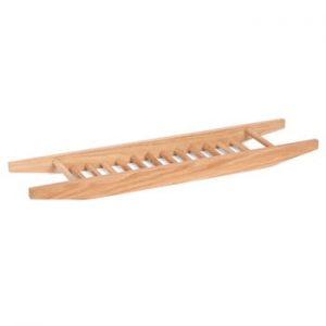 Suport din lemn pentru cadă Wireworks Bath Bridge