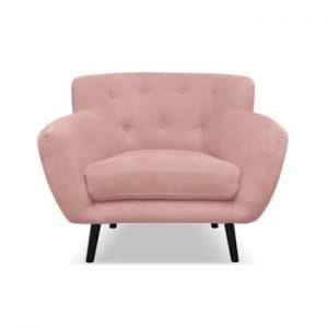 Fotoliu Cosmopolitan design Hampstead, roz deschis