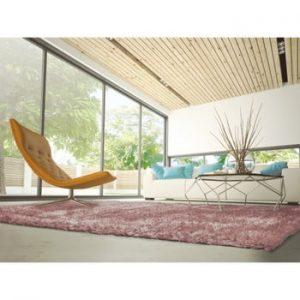 Covor potrivit pentru exterior, roz, Universal Aloe Liso, 140 x 200 cm