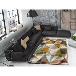 Covor potrivit pentru exterior Universal Rubik Multi Malo, 200 x 290 cm