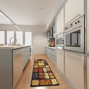 Covor de bucătărie foarte rezistent Floorita Semi, 60x150cm