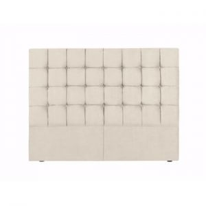 Tăblie pat Kooko Home Hasso, 120 x 180 cm, bej