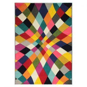 Covor Flair Rugs Spectrum Rhumba Multi, 80 x 150 cm