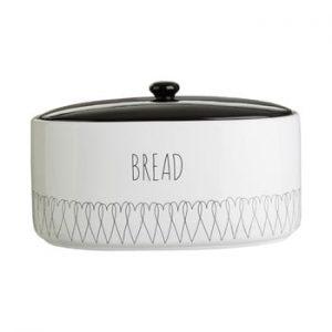 Recipient pentru pâine Premier Housewares Heartlines, 32 x 22 cm