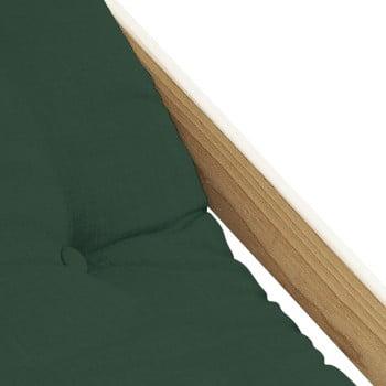 Scaun pliabil Karup Design Boogie Raw/Forest Green