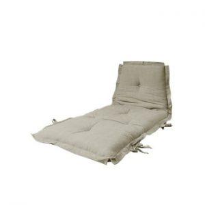 Futon/saltea pentru oaspeți Karup Design Sit & Sleep Linen, 80 x 200 cm