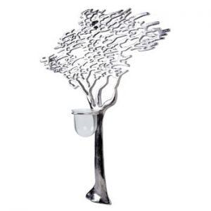 Sfeșnic decorativ Ego Dekor, înălțime 63,5 cm