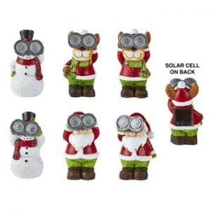 Set 6 figurine luminoase KJ Collection