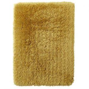 Covor țesut manual Think Rugs Polar PL Yellow, 80 x 150 cm, galben