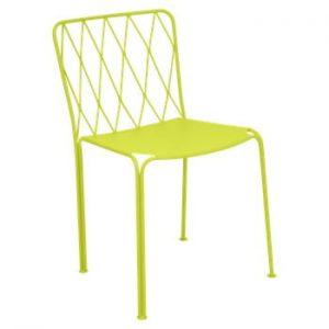 Scaun grădină Fermob Kintbury, verde