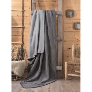 Pătură Stripe, 200 x 220 cm, gir