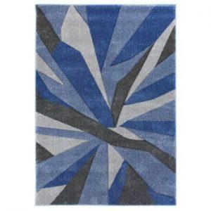 Covor Flair Rugs Shatter Blue Grey, 120 x 170 cm, albastru - gri