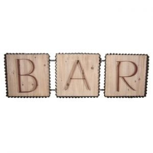 Tăbliță decorativă Antic Line Bar