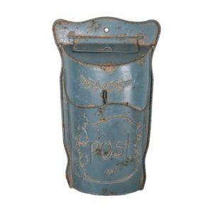 Cutie poștală Antic Line Lettres Bleue