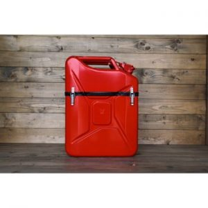 Cutie de cadou în formă de canistră Designed By Man Industrial, 20 l, roșu