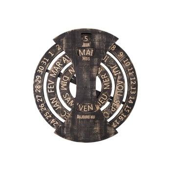 Calendar decorativ de perete Antic Line Calendar