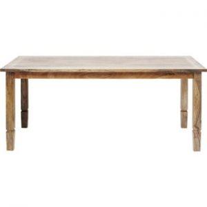 Masă din lemn Kare Design Desert Queen, 140 x 70 cm