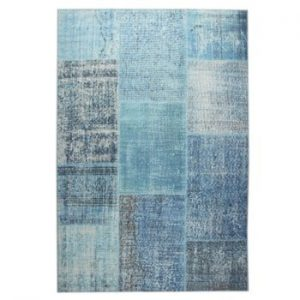 Covor Eko Rugs Oina, 140 x 200 cm, albastru