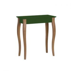 Consolă Ragaba Lillo, lățime 65 cm, verde închis