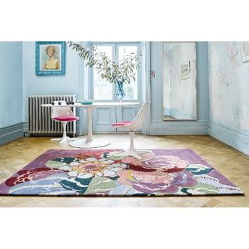 Covor țesut manual Flair Rugs Rosa Lifestyle, 160 x 230 cm, roz