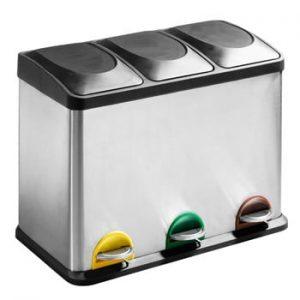 Coș pentru materiale reciclabile Premier Housewares, 45 L