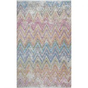 Covor Eco Rugs Ziggy Rainbow, 120x170cm