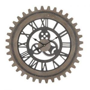 Ceas de perete Mauro Ferretti Gear, ⌀ 60 cm
