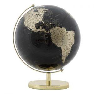 Decorațiune în formă de glob Mauro Ferretti Globe, ø 25 cm