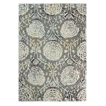 Covor țesut manual Flair Rugs Soho Vega, 120 x 170 cm, gri