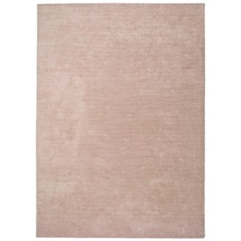 Covor cu smocuri lucrate manual Universal Shanghai Pastel, 160 x 230 cm