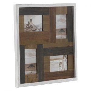 Ramă foto pentru 4 fotografii cu dimensiunea de 14x 9 cm Geese Frame