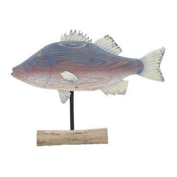 Decorațiune Mauro Ferretti Fish, 60 x 44 cm