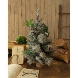 Set 2 decorațiuni suspendate de Crăciun Orchidea Milano Xmas