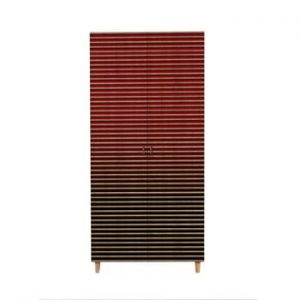 Dulap cu 2 uși Stil Red, 90 x 192 cm