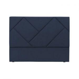 Tăblie de pat HARPER MAISON Annika, 200 x 120 cm, albastru