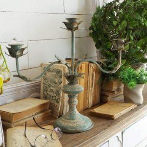 Sfeșnic Orchidea Milano Antique