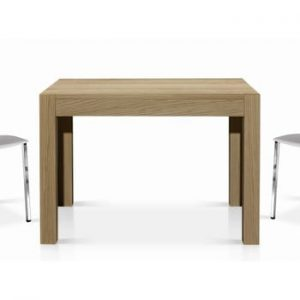 Masă extensibilă, din lemn, Castagnetti Avolo, 110 cm
