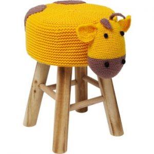 Scaun pentru copii Kare Design Giraffe