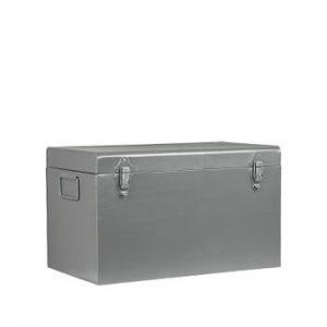 Cutie metalică pentru depozitare LABEL51, lungime 50cm