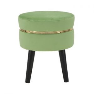 Scaun tapițat Mauro Ferretti Paris, verde