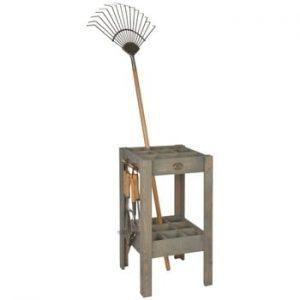 Suport din lemn de pin pentru unelte grădinărit Ego Dekor Stanley