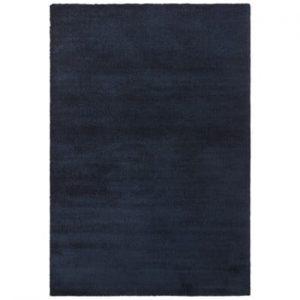 Covor Elle Decor Glow Loos, 80 x 150 cm, albastru închis