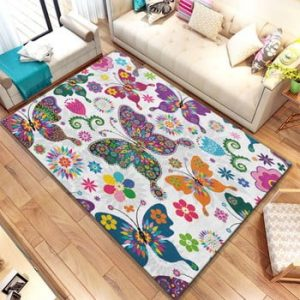 Covor Homefesto Digital Carpets Putte, 100 x 140 cm